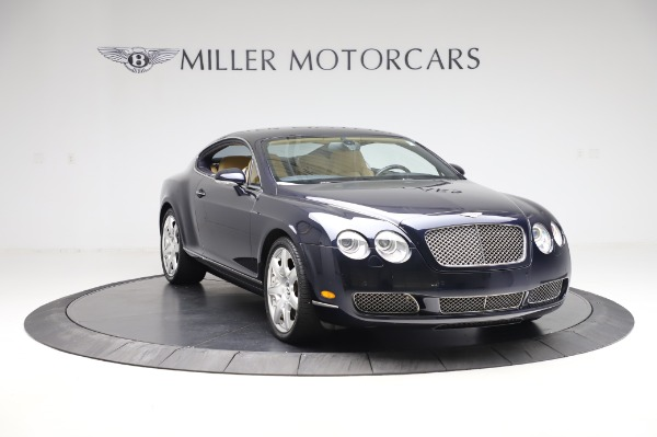 Used 2007 Bentley Continental GT for sale Call for price at Bugatti of Greenwich in Greenwich CT 06830 11