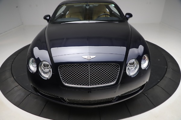 Used 2007 Bentley Continental GT for sale Call for price at Bugatti of Greenwich in Greenwich CT 06830 13