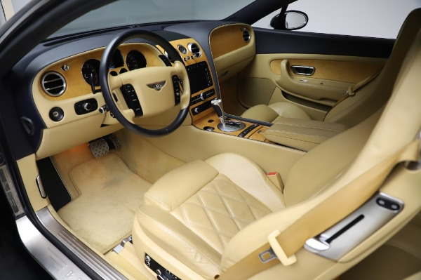 Used 2007 Bentley Continental GT for sale Call for price at Bugatti of Greenwich in Greenwich CT 06830 17