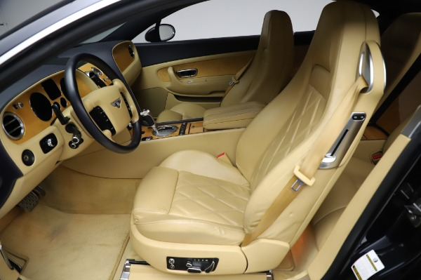 Used 2007 Bentley Continental GT for sale Call for price at Bugatti of Greenwich in Greenwich CT 06830 18