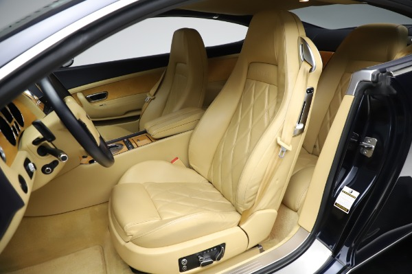 Used 2007 Bentley Continental GT for sale Call for price at Bugatti of Greenwich in Greenwich CT 06830 19