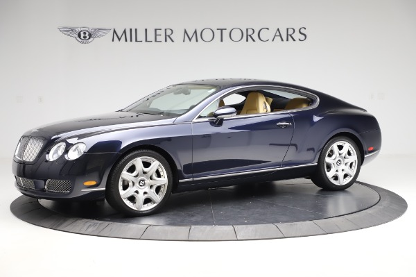Used 2007 Bentley Continental GT for sale Call for price at Bugatti of Greenwich in Greenwich CT 06830 2