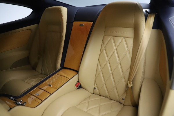 Used 2007 Bentley Continental GT for sale Call for price at Bugatti of Greenwich in Greenwich CT 06830 21