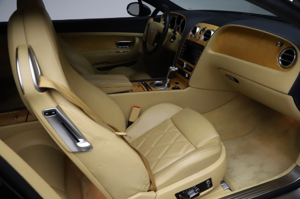 Used 2007 Bentley Continental GT for sale Call for price at Bugatti of Greenwich in Greenwich CT 06830 23