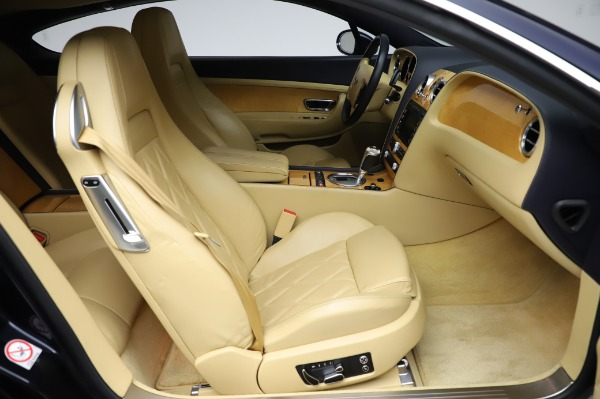 Used 2007 Bentley Continental GT for sale Call for price at Bugatti of Greenwich in Greenwich CT 06830 24
