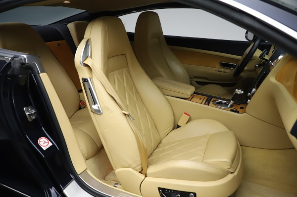 Used 2007 Bentley Continental GT for sale Call for price at Bugatti of Greenwich in Greenwich CT 06830 25