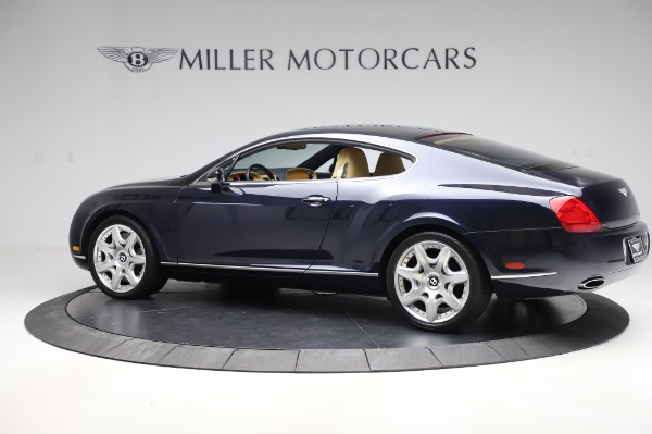 Used 2007 Bentley Continental GT for sale Call for price at Bugatti of Greenwich in Greenwich CT 06830 4