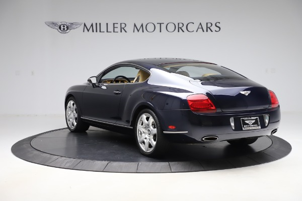 Used 2007 Bentley Continental GT for sale Call for price at Bugatti of Greenwich in Greenwich CT 06830 5