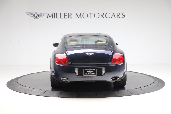 Used 2007 Bentley Continental GT for sale Call for price at Bugatti of Greenwich in Greenwich CT 06830 6