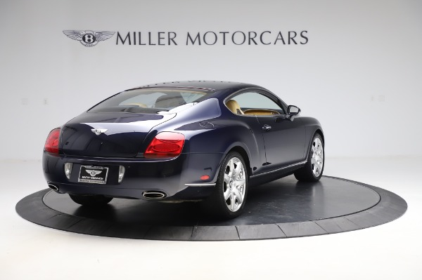 Used 2007 Bentley Continental GT for sale Call for price at Bugatti of Greenwich in Greenwich CT 06830 7