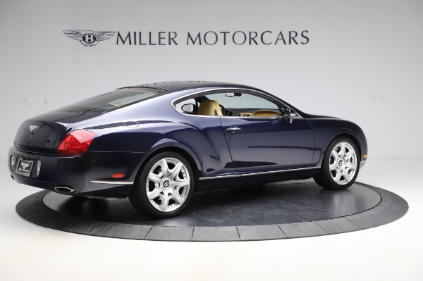 Used 2007 Bentley Continental GT for sale Call for price at Bugatti of Greenwich in Greenwich CT 06830 8