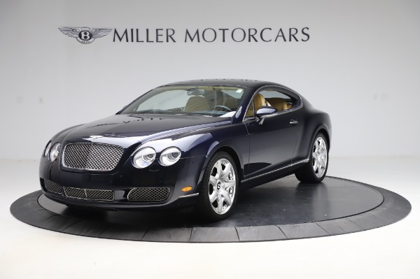 Used 2007 Bentley Continental GT for sale Call for price at Bugatti of Greenwich in Greenwich CT 06830 1