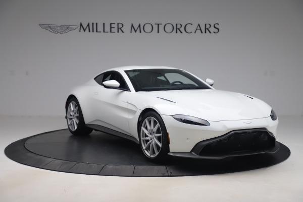 New 2020 Aston Martin Vantage for sale $181,781 at Bugatti of Greenwich in Greenwich CT 06830 10