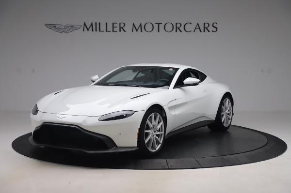 New 2020 Aston Martin Vantage for sale $181,781 at Bugatti of Greenwich in Greenwich CT 06830 12
