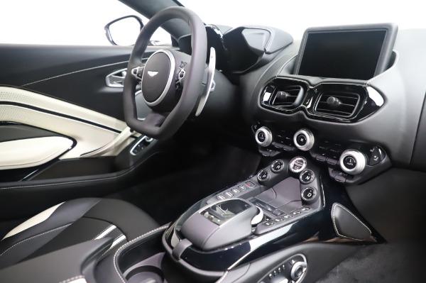 New 2020 Aston Martin Vantage for sale $181,781 at Bugatti of Greenwich in Greenwich CT 06830 17