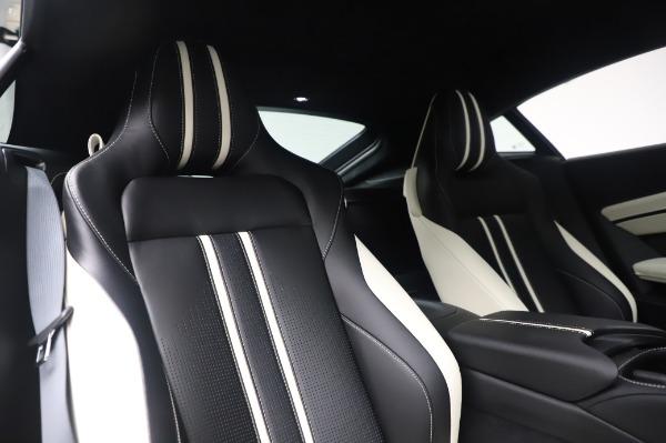 New 2020 Aston Martin Vantage for sale $181,781 at Bugatti of Greenwich in Greenwich CT 06830 19