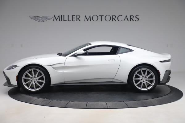 New 2020 Aston Martin Vantage for sale $181,781 at Bugatti of Greenwich in Greenwich CT 06830 2