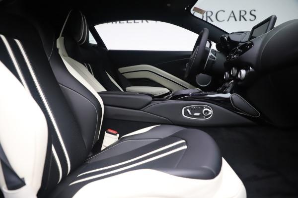 New 2020 Aston Martin Vantage for sale $181,781 at Bugatti of Greenwich in Greenwich CT 06830 21