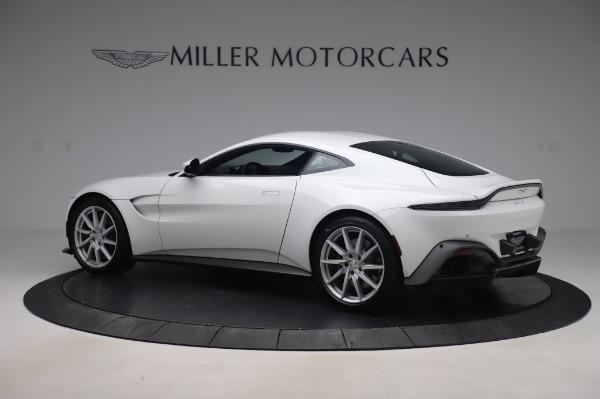 New 2020 Aston Martin Vantage for sale $181,781 at Bugatti of Greenwich in Greenwich CT 06830 3