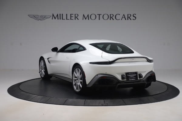 New 2020 Aston Martin Vantage for sale $181,781 at Bugatti of Greenwich in Greenwich CT 06830 4