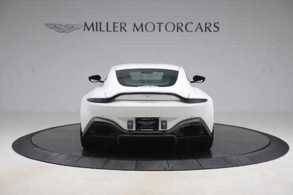 New 2020 Aston Martin Vantage for sale $181,781 at Bugatti of Greenwich in Greenwich CT 06830 5