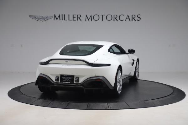 New 2020 Aston Martin Vantage for sale $181,781 at Bugatti of Greenwich in Greenwich CT 06830 6