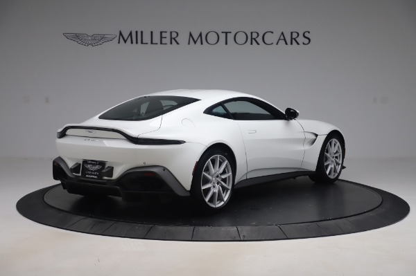 New 2020 Aston Martin Vantage for sale $181,781 at Bugatti of Greenwich in Greenwich CT 06830 7