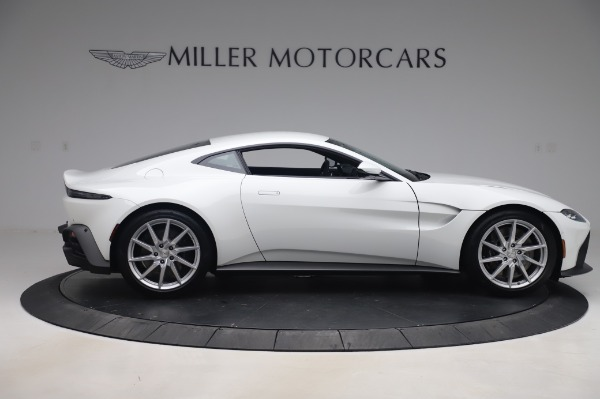 New 2020 Aston Martin Vantage for sale $181,781 at Bugatti of Greenwich in Greenwich CT 06830 8