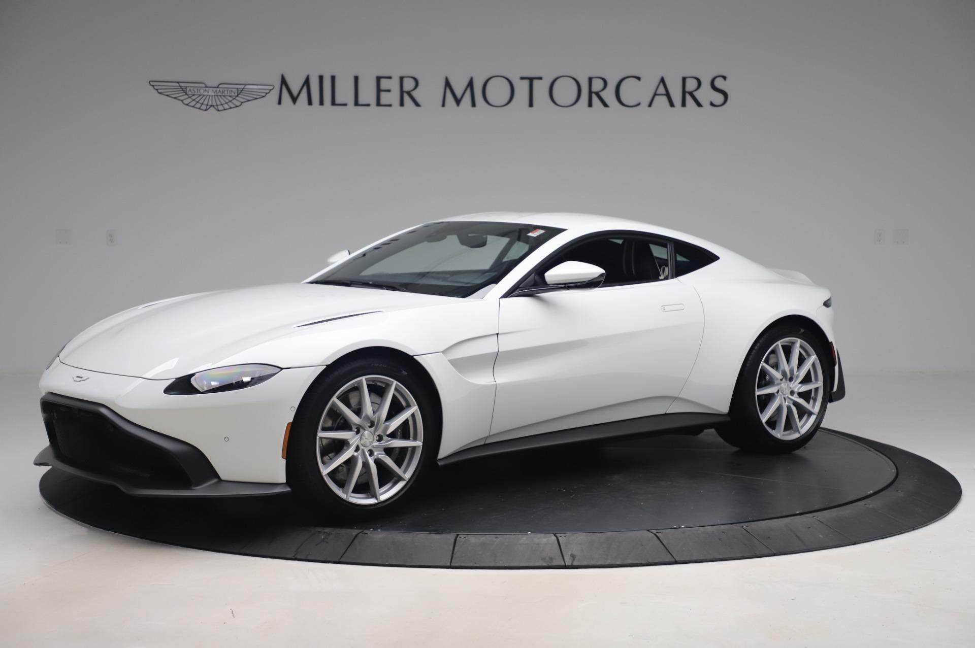 New 2020 Aston Martin Vantage for sale $181,781 at Bugatti of Greenwich in Greenwich CT 06830 1
