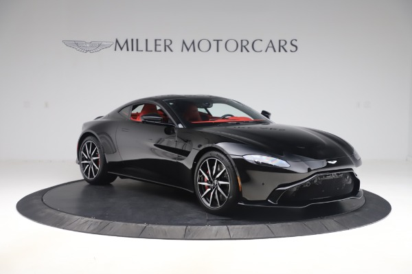 New 2020 Aston Martin Vantage Coupe for sale $185,181 at Bugatti of Greenwich in Greenwich CT 06830 10
