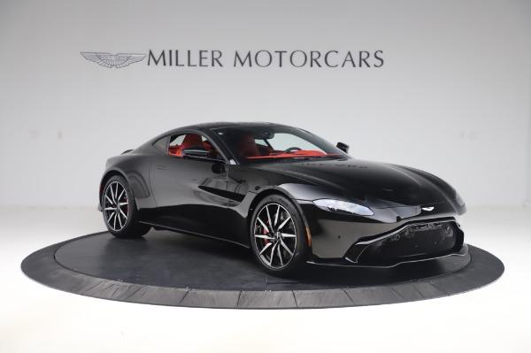 New 2020 Aston Martin Vantage for sale $185,181 at Bugatti of Greenwich in Greenwich CT 06830 10