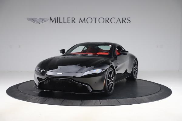 New 2020 Aston Martin Vantage Coupe for sale $185,181 at Bugatti of Greenwich in Greenwich CT 06830 12