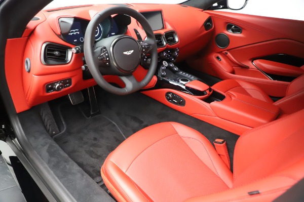 New 2020 Aston Martin Vantage Coupe for sale $185,181 at Bugatti of Greenwich in Greenwich CT 06830 13