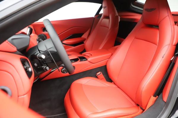 New 2020 Aston Martin Vantage for sale $185,181 at Bugatti of Greenwich in Greenwich CT 06830 15
