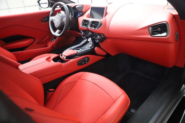 New 2020 Aston Martin Vantage for sale $185,181 at Bugatti of Greenwich in Greenwich CT 06830 17