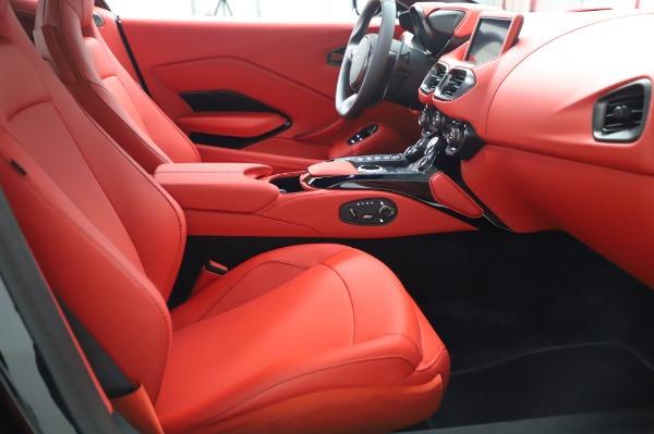 New 2020 Aston Martin Vantage Coupe for sale $185,181 at Bugatti of Greenwich in Greenwich CT 06830 18