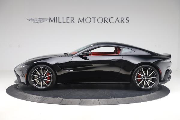 New 2020 Aston Martin Vantage Coupe for sale $185,181 at Bugatti of Greenwich in Greenwich CT 06830 2
