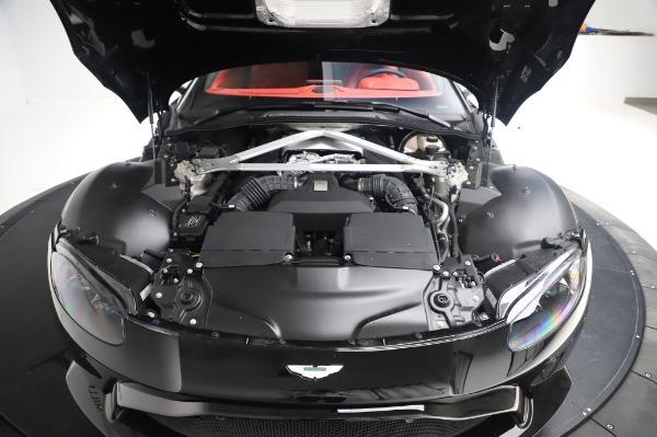 New 2020 Aston Martin Vantage for sale $185,181 at Bugatti of Greenwich in Greenwich CT 06830 21