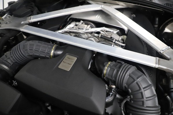 New 2020 Aston Martin Vantage Coupe for sale $185,181 at Bugatti of Greenwich in Greenwich CT 06830 22