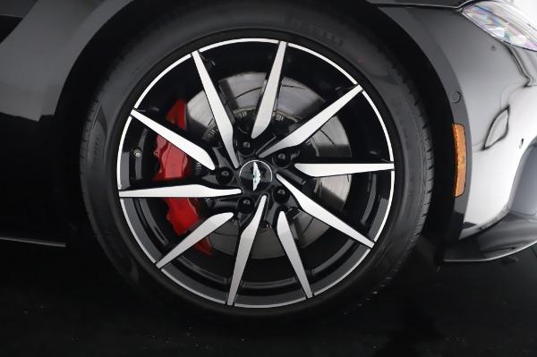 New 2020 Aston Martin Vantage Coupe for sale $185,181 at Bugatti of Greenwich in Greenwich CT 06830 23