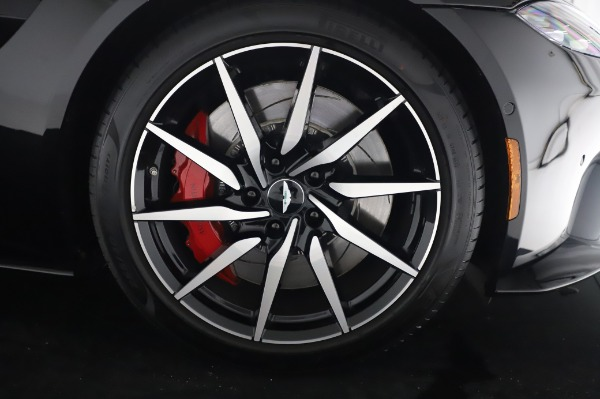 New 2020 Aston Martin Vantage for sale $185,181 at Bugatti of Greenwich in Greenwich CT 06830 23