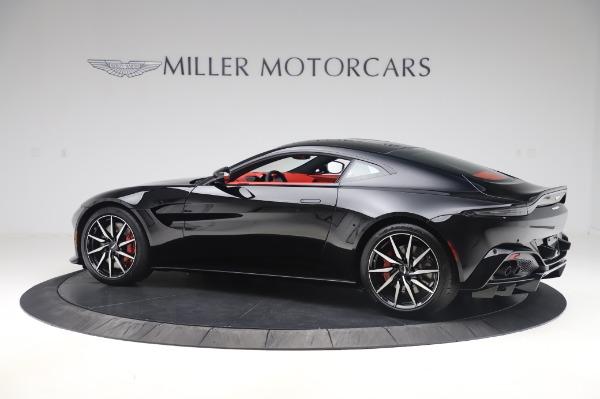 New 2020 Aston Martin Vantage Coupe for sale $185,181 at Bugatti of Greenwich in Greenwich CT 06830 3