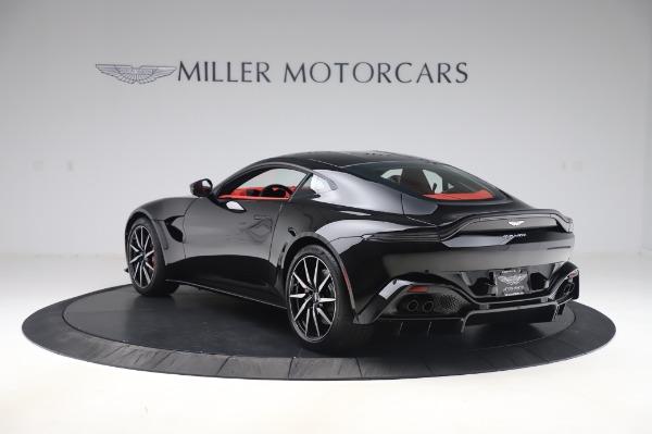 New 2020 Aston Martin Vantage Coupe for sale $185,181 at Bugatti of Greenwich in Greenwich CT 06830 4