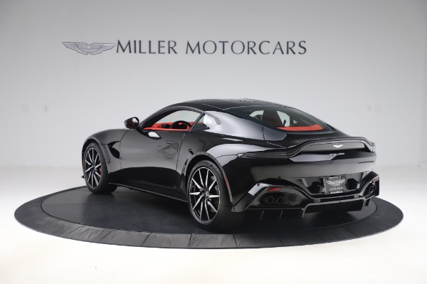 New 2020 Aston Martin Vantage for sale $185,181 at Bugatti of Greenwich in Greenwich CT 06830 4