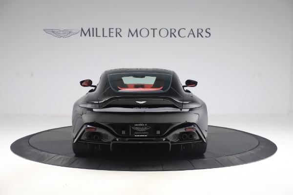New 2020 Aston Martin Vantage Coupe for sale $185,181 at Bugatti of Greenwich in Greenwich CT 06830 5