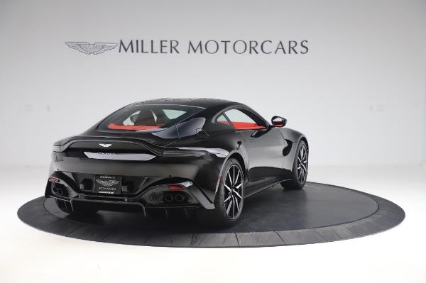 New 2020 Aston Martin Vantage Coupe for sale $185,181 at Bugatti of Greenwich in Greenwich CT 06830 6