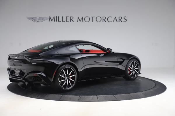 New 2020 Aston Martin Vantage Coupe for sale $185,181 at Bugatti of Greenwich in Greenwich CT 06830 7