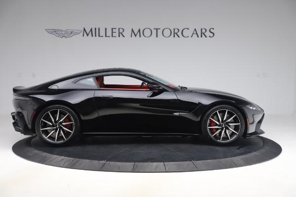 New 2020 Aston Martin Vantage Coupe for sale $185,181 at Bugatti of Greenwich in Greenwich CT 06830 8