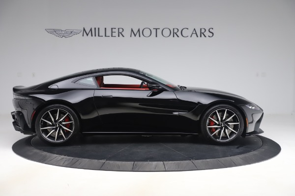 New 2020 Aston Martin Vantage for sale $185,181 at Bugatti of Greenwich in Greenwich CT 06830 8