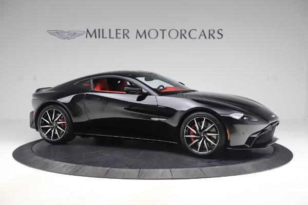 New 2020 Aston Martin Vantage for sale $185,181 at Bugatti of Greenwich in Greenwich CT 06830 9